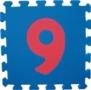 Čísla FM930 0-9 desky puzzle EVA pěna 30x30 , 10ks v sestavě:  ()