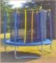 Trampolína SET 305cm BIG set /tramp,síť/:  ()