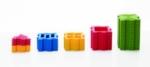Dílce KC3002/56ks weplay plastové, stavebnice:  ()