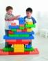 Kostky plast We Play velké KC0002 odolné:  ()