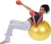 Heavymed 0,5kg medicinball -