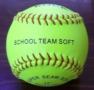 Míček Softball Y12 soft
