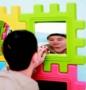 KT1002 dílce zrcadla -