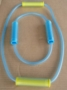 Expander set posilovací gumy tubing -